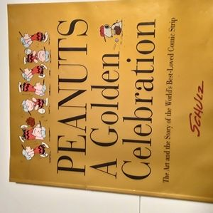 Peanuts Large Snoopy Book by Charles Schulz